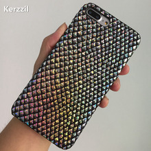 Buy Kerzzil Luxury Bling Shining Fish Scales Case iphone 7 Laser Colorful Hard Case iPhone 7 6 6S Plus Phone Cover Back Capa for $2.19 in AliExpress store