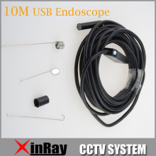 2MP USB Endscope Camera Waterproof Inspection Camera with 9mm lens IC10H 1600x1200 Resoultion