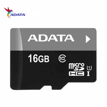 ATADA Micro SDHC 16GB TF Cards UHS-I Class10 Memory Card Trans Flash MicroSD card flash card Microsd for Smartphone/Tablet(China)