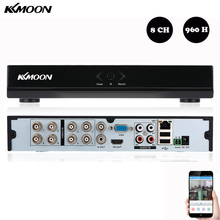 KKmoon HD 8CH DVR 960H/D1 H.264 1920 * 1080P Output HDMI CCTV DVR P2P 8 Channel DVR Digital Video Recorder For Security Camera