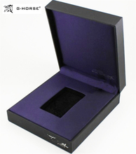 High Quality Black Gift Box for Memorial Bright Sound Dupont Lighter