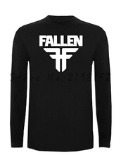 Camiseta Fallen Manga Larga XXL XL L M S Sizes Skate Footwear Shoes T-Shirt