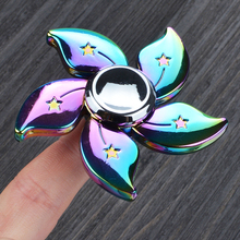 Buy Babelemi Zinc Alloy Metal Fidget Hand Spinner Toys Autism ADHD Kids/Adult Funny Anti Stress Toy Finger Spinner for $9.99 in AliExpress store