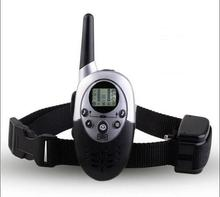New Arrival 1000m For 2 dogs or for 1 dog Dog Remote Training Collar pet Anti Bark Stop Barking dog barking collar