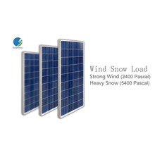 2 Pcs/Lot Pannello Solare 18v 100W Solar Panel 200w Home System Marine Boat Yacht Motorhome 12V Battery Charger DC China