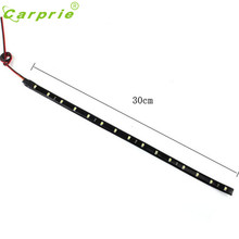 CARPRIE 2x Boat Navigation LED Lighting RED & GREEN Waterproof Marine LED Strips L70224 drop ship(China)