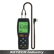 AS850 Handheld Ultrasonic Thickness Gauges Steel Aluminium Plate Thickness Meter(China)