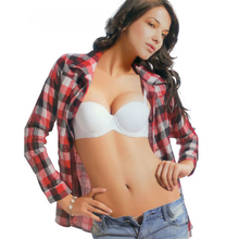 Buy Sexy Double Push Bra Girls Womens Double Push Bra Womens Seamless Push Bra Sexy Bras Women Underwear Gather