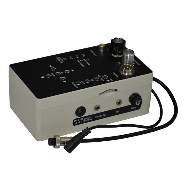 DVR box control
