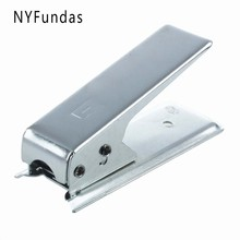 NYFundas SIM Card Cutter Tool For iPhone 5S SE 5C 6 6S 7 Plus 7plus Huawei Honor 6X 8 V9 P9 lite P8 Xiaomi Redmi 4x Accessories(China)