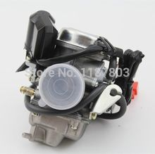 26mm Carb Carburetor 150cc TANK HOWHIT GIOVANNI AIMEX For Honda GY6 Scooter 150cc Dune Buggie Clone engine Go Kart 4 Stroke