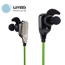 LiiVEES H9011 Wireless Sport Mini Bluetooth Earphone gaming Handset with Microphone Waterproof Jogging Earbud audifono for phone(China)