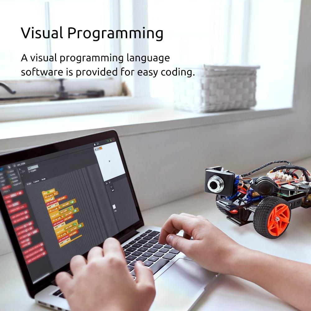 Raspberry Pi Smart Video Car Kit V2 (5)