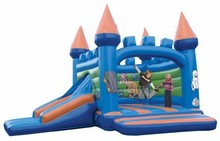 inflatable slides jumping castle children amusement park(China)