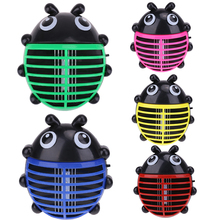 Cartoon Beetle Shaped Electric LED Anti Mosquito Lamp Insect Mosquito Bug Killer Repeller Pest Control Trap Pest Control Acc