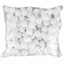 150pcs 38mm White Beer Pong Balls Ping Pong Balls Washable Drinking gym White Practice Table Tennis Ball Outdoor Sport