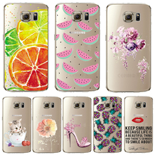 Note4 Soft TPU Cover For Samsung Galaxy Note 4 Case Phone Shell Cases Balloon Flowers Artistic Eyes Cactus Best Choice