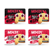 MIXZA Chinese New Year 's Chicken Memorial Memory Card 128GB 64GB 32GB 16GB micro sd card Class10 UHS-1 8GB Class6 Microsd