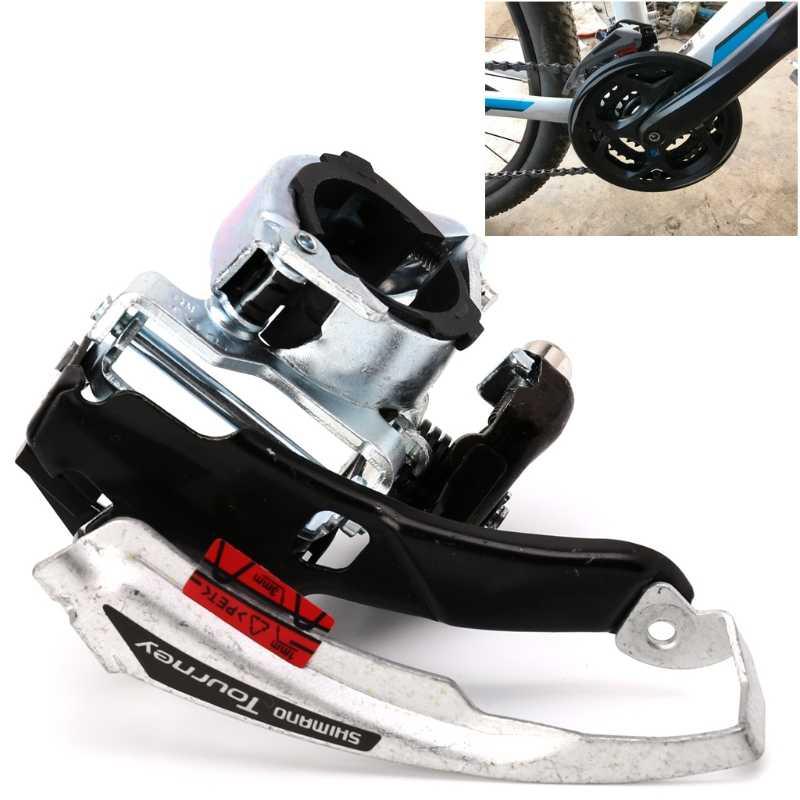 b9a75a56ba6 Front Derailleur For Bicycle Bike TX 50 Front Derailleur 7/8 Derailleurs  For Mountain Folding