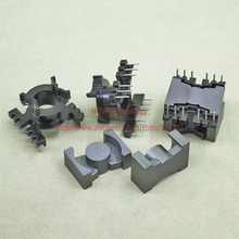 5sets/lot PQ2620 Ferrite Magnetic Core and Plastic Bobbin Customize High Frequency Voltage Transformer