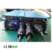 500 Watt Grid tie inverter Input 50-85V For 48V Battery Adjustable Power Output To AC120V or 230V high efficiency