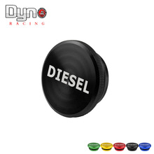 Billet Aluminum Fuel Cap Magnetic Truck Permanent Cap for 2013-2017 Dodge Ram Diesel oc012