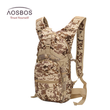 Buy Aosbos Outdoor Sports Bags Waterproof Military Tactical Backpack Camouflage Oxford Climbing Camping Bags Small Sports Backpacks for $25.49 in AliExpress store