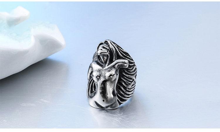 แหวนสวยๆ Code 049 แหวน Venus Naked สแตนเลส ส่งฟรี 6