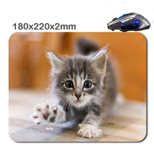 2016 New Products DIY 3D Printing You Re Welcome Cat Mouse Pad Custom Rubber Gaming Laptop Computer Tablet Mouse Pad As Gift