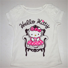2016 children's clothing girl for girls t-shirt girl clothes tops t shirt kids inside out tee shirt fille vetement WJ102(China)
