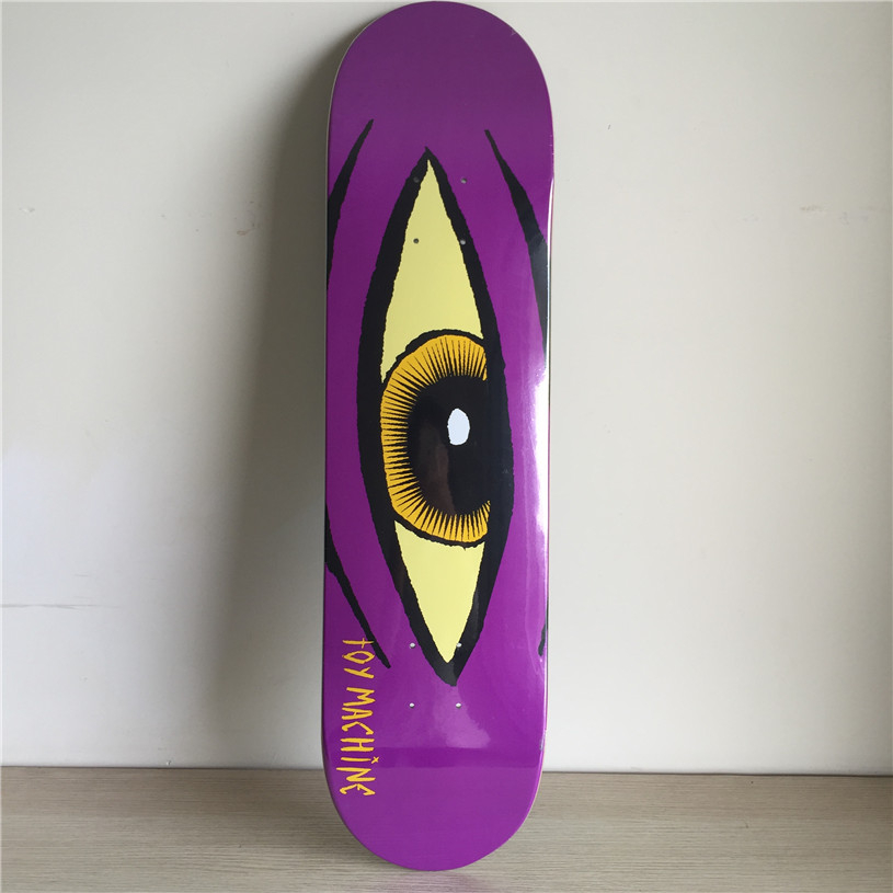 TOY MACHINE SKATEBOARDING DECKS01