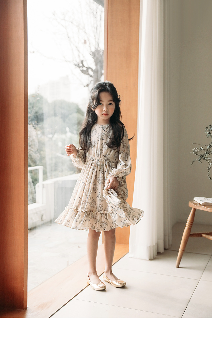 chiffon floral pattern dresses for girls of 12 10 11 14 2 4 6 years old High Quality children dresses 8 year long sleeve clothes 5 7 9 13 15 16 Years little teenage girls spring dresses for girls children girl spring dress (3)
