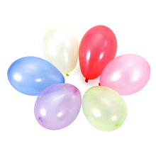 120pcs+120 rubber +2 tool small balloons Water polo round multicolor latex balloon wedding party summer outdoor fun toy balloons