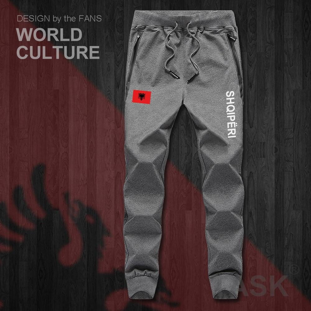 Albanian Eagle Boys Sweatpants Elastic Waist Pants for 2T-6T