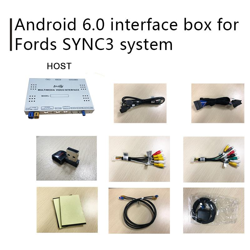 ford sync3 new