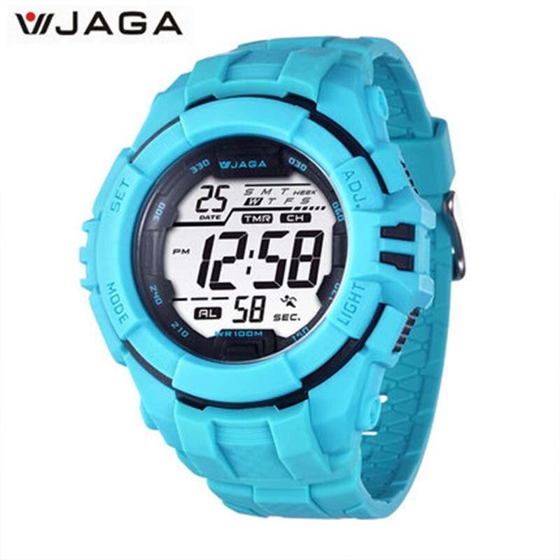 Jaga Wr100m Watch Manual
