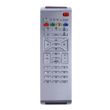 Silver TV Remote Controller Replacement ABS Plastic Smart Remote Control Unit for Philips RM-631 RC1683701 / 01 RC1683702-01(China)