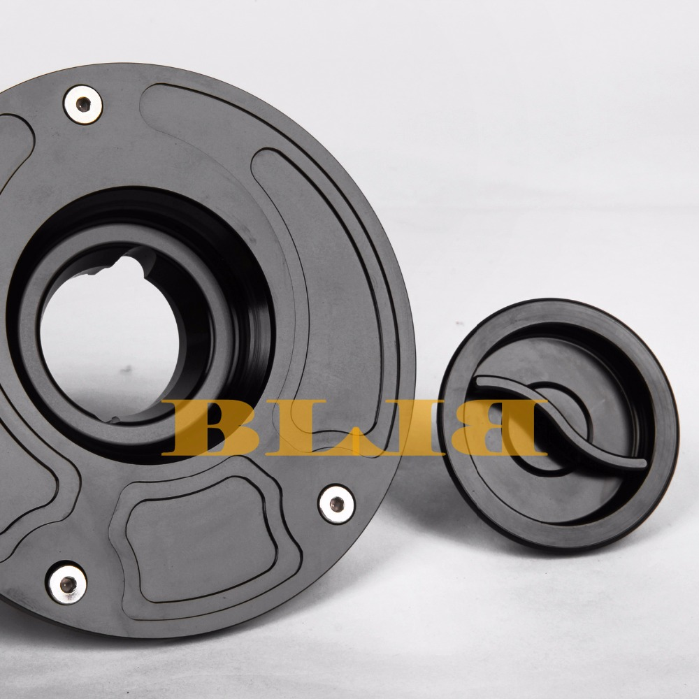 Hot Sale CNC Billet Fuel Gas Tank Cap Cover For Honda CB 600F 599 Hornet 600 All CB 900F 919 Hornet 900 All Years Black Color<br><br>Aliexpress