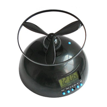 Bestselling Crazy Annoying Flying Helicopter Alarm Clock(China)