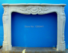 stone fireplace surround European style furniture custom made