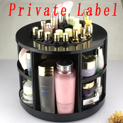 Free private label wholesale but must meet requirement see our policy cosmetic storage box plus large creative dresser plastic <br>