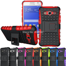 Heavy Duty Rugged Armor Impact Shockproof Heavy Duty Hybrid Case Cover For Samsung Galaxy Core 2 G355H