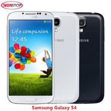 "Original Unlocked Samsung GALAXY S4 i9500 i9505 2GB RAM 16GB ROM 5.0"" inch 13MP Camera NFC WIFI GPS Refurbished Smartphone(China)"