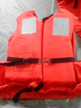 SOLAS marine life jacket life vest personal floating device CE(MED) life jacket 150N(China)