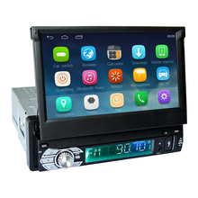 Android 6.0 system car-styling reverse 1 din 7 inch android tv for car dvd radio gps navigation roof mount car dvd player CT0008
