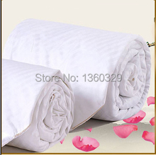 Buy 1Silk Quilt Summer +1Winter Comforter Silk > 2 Silk Blankets Total 4kg Handmade Winter Silk Quilts King silk Quilted Bedspread for $200.96 in AliExpress store