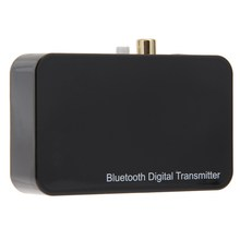 Human-friendly design 10 groups Memory Bluetooth Digital Transmitter Aptx Wireless Audio Adaptor Coaxial/Optica With Plug
