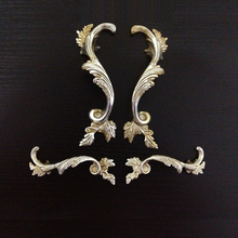 CC size 64mm Kitchen Cabinet Pulls Silver phoenix Dresser Handles, European Zinc Alloy Wardrobe door Furniture Handles Pulls