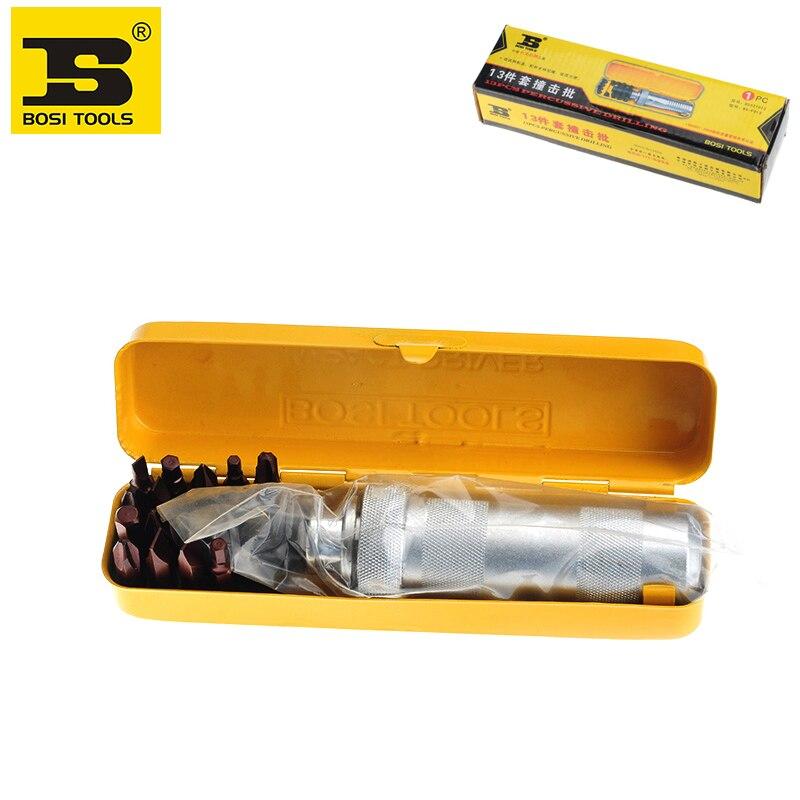 free shipping BOSI 13PC Manual Hand Screwdrivers Impact Driver Set<br><br>Aliexpress