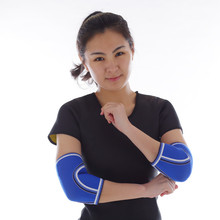 7mm weightlifting elbow support /elbow protector / basketball elbow sleeve(China)